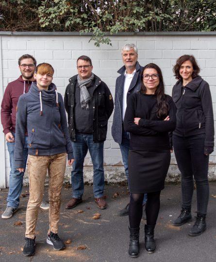 Das Team von GPG